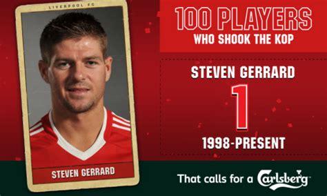 Dvd Liverpool Gerrard A Year In steven gerrard 100 goals for liverpool fc dvd new
