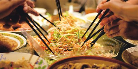 chinese new year 7 lucky dishes that might bring luck to