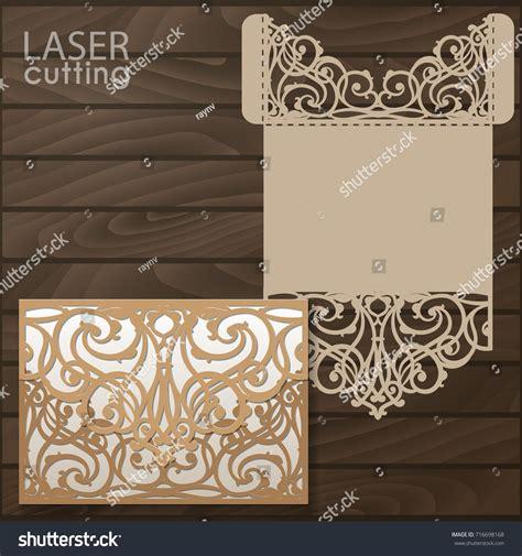 Laser Invitation Card