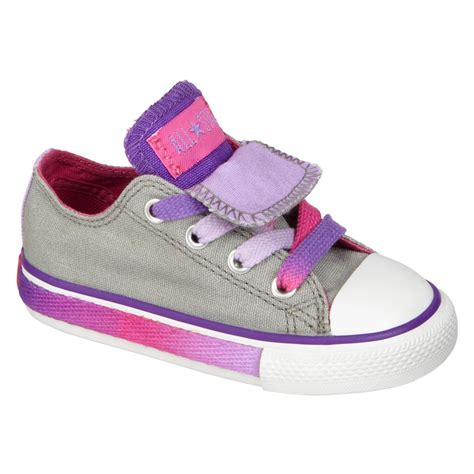 converse shoes toddler toddler converse tongue ox grey purple gray