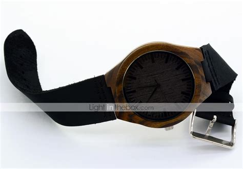 High Quality Import Japan Style Black s dress quartz japanese quartz leather band