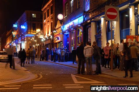 Top 10 Bars In Liverpool by Liverpool Guide Hotspots Liverpool