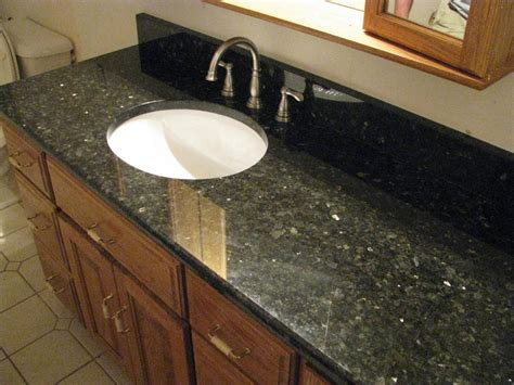 granite countertops for bathroom vanities bathroom vanities with tops choosing the right countertop