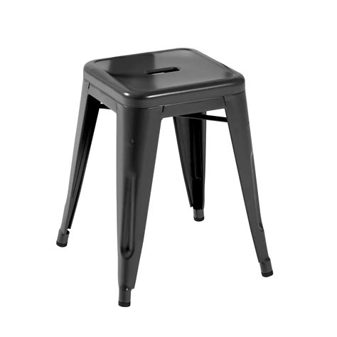 hocker schwarz buy the 45cm stool by tolix