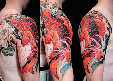 tattoo parlour mississauga best 25 koi tattoo sleeve ideas on pinterest japanese
