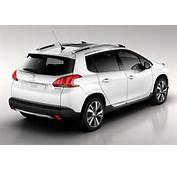 More On The Peugeot 2008 Crossover