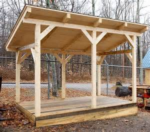 Wooden Outdoor Buildings Firewood Storage Shed To Keep And Organize Your Firewood