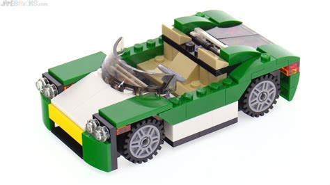 Lf 3in1 lego creator green cruiser 3 in 1 review 31056