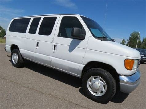 where to buy car manuals 2005 ford e250 lane departure warning buy used 2005 ford e 350 12 passenger van 5 4 v8 xlt new front end runs great carfax cert in