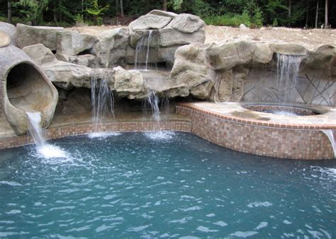 pool designs with waterfalls pool waterfall design ideas pool design ideas