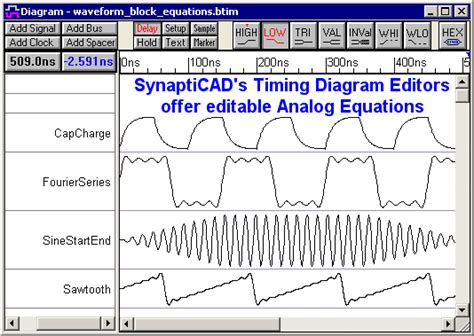 timing diagram diagramming software for 28 images