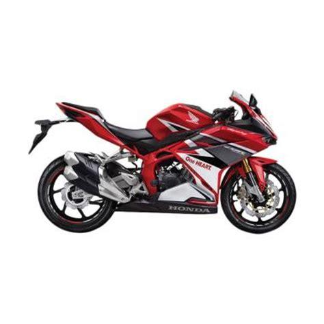 blibli honda jual honda all new cbr 150r sepeda motor racing red otr