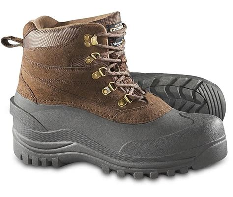 nwt guide gear s 400g thinsulate ultra lace up