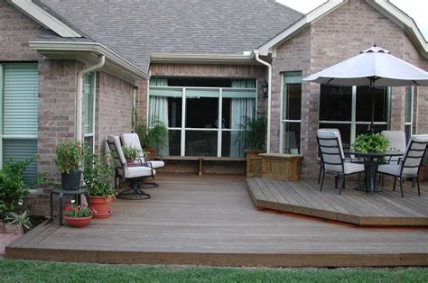 deck backyard backyard decks houston tx 77062 angies list