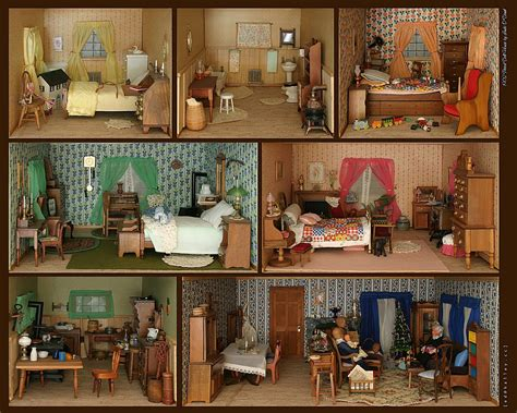 dolls house forum 1902 period doll house by halley on deviantart