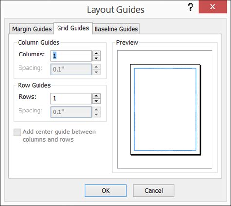 Layout Guides Publisher 2013 | layout guides in publisher tutorial and instructions