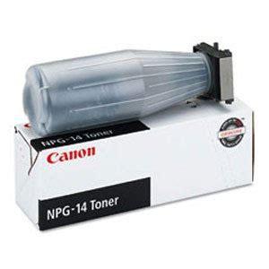 Canon 740 Black Original canon f42 1923 740 npg 14 black toner cartridge np6045