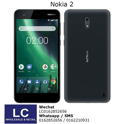 Pasaran Hp Nokia X Plan budget friendly nokia 2 with 4100mah battery released in