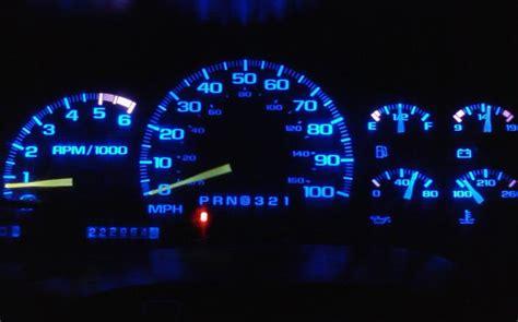 blue led dash lights 194 led 5 led wide angle wedge base miniature
