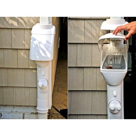 clean rain ultra downspout diverter  rainwater