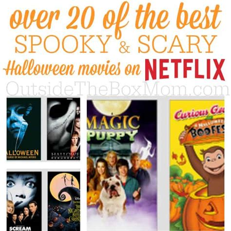 haunted house movies on netflix 20 best spooky scary halloween movies on netflix