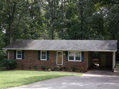 Houses For Rent In Reidsville Nc by 174 Carolina Dr Reidsville Nc 27320 Home For Sale And