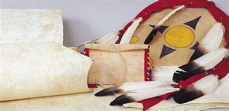 Native American Home Decor by Native American Rawhide Shield Making Making Rawhide Flat