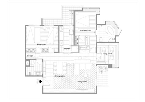 star wars floor plans star wars home white interior design archdaily