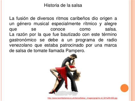 Historia Y Origen De La Salsa Supermix Radio Murcia | genero musical
