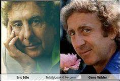 gene wilder look alike 1000 images about look alikes on pinterest leif garrett