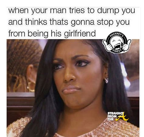 porsha williams eyelashes porsha williams meme straightfromthea straight from