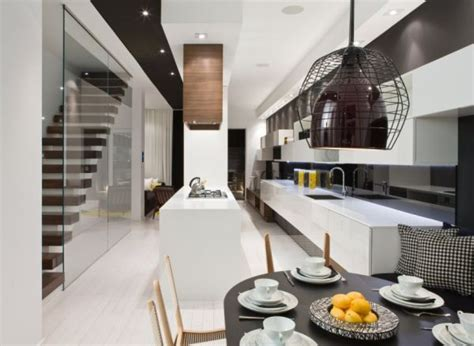 Modern Style Homes Interior Gorgeous Modern Interior Design By Cecconi