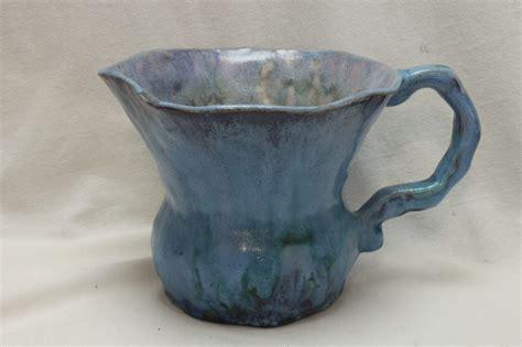 Handmade Pottery Australia - handmade jug by jolliff f e cox china antiques