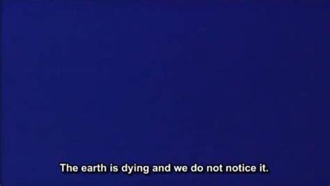 film blu jarman oltremare blue derek jarman il muro magazine