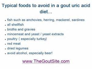 gout uric acid diet how diet can reduce uric acid and stop gout youtube