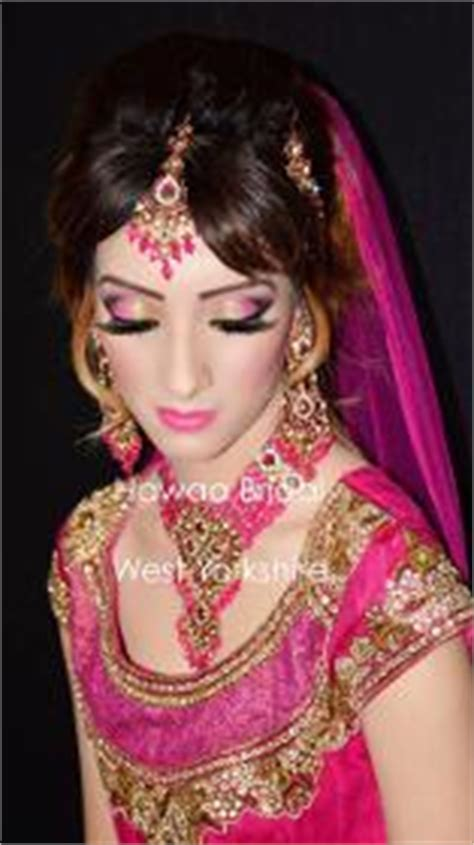 Wedding Hair And Makeup Huddersfield by Hawaa Bridal Asian Bridal Hair Makeup Artist Bradford