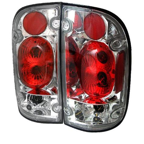 tacoma tail light covers light covers lenses toyota tacoma 01 03 altezza