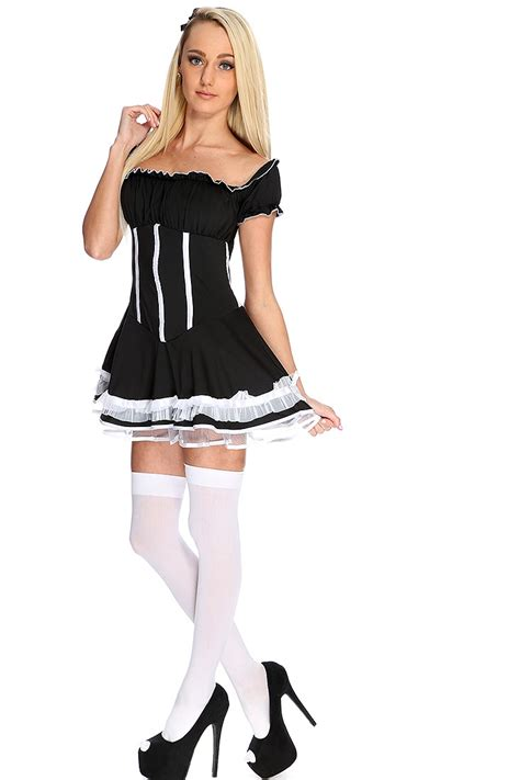 house maid 2 pc sexy house maid costume