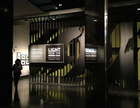 design museum east london light from the middle east contemporary photography