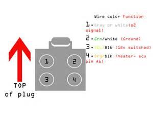 4 wire o2 sensor honda tech honda forum discussion