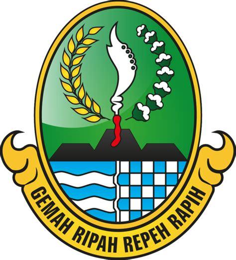 Logo Jawa Barat Bordir logo pemerintah propinsi jawa barat indonesia by si upoy on deviantart