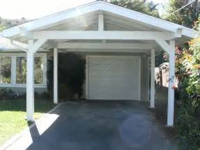 Carport Attached To Garage by Carport Carports Garages Breezeways Attached Carports