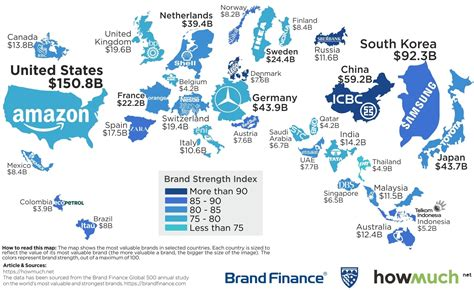 brand finance releases report for the world s most valuable brands in 2019 luxus plus