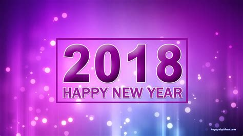 new year or happy new year 2018 banner and background free hd