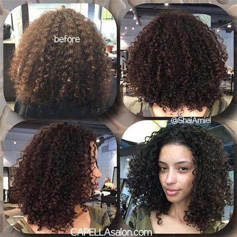 bad deva cut hair by shai amiel for christina santini aka santini