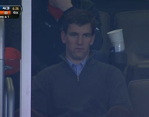 Eli Manning Super Bowl Meme - eli manning takes off mask reveals he was playing in
