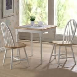 Small Indoor Bistro Table Set Boraam Farmhouse Tile Top Square 3 Small Dinette Set Indoor Bistro Sets At Hayneedle