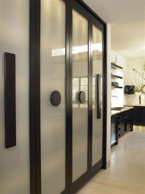 Modern Pantry Doors by Pantry Doors