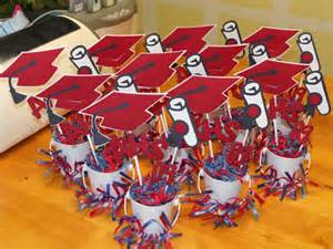 Graduation centerpiece ideas for boys for pinterest
