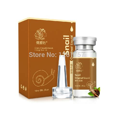 Whitening Serum Anti Aging Gel snail best hyaluronic acid liquid anti aging moisturizing anti wrinkle whitening serum freckle
